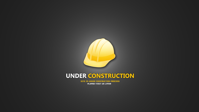 Your Website Under Construction